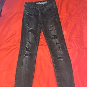 used American Eagle jeans